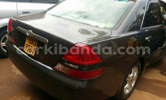 Buy Used Toyota Mark II Black Car in Busia in Uganda
