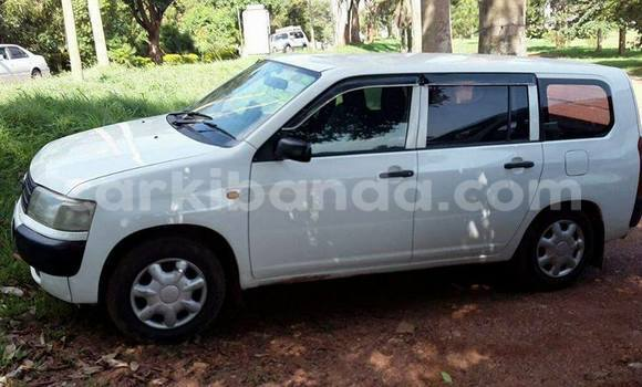 Buy Used Toyota Probox White Car in Busia in Uganda