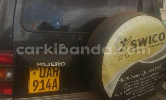 Acheter Occasion Voiture Mitsubishi Pajero Noir à Busia au Uganda