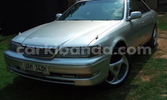 Buy Used Toyota Mark II Silver Car in Busia in Uganda