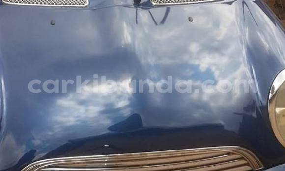 Buy Used Mini Cooper Blue Car in Busia in Uganda