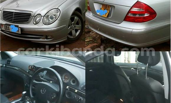 Buy Used Mercedes Benz E–Class Silver Car in Busia in Uganda