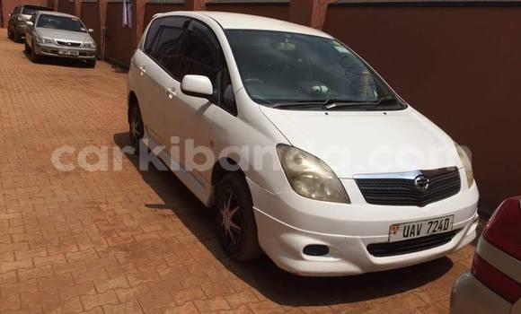 Buy Used Toyota Spacio White Car in Busia in Uganda