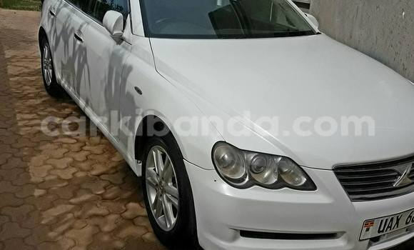 Buy Used Toyota Mark X White Car in Busia in Uganda