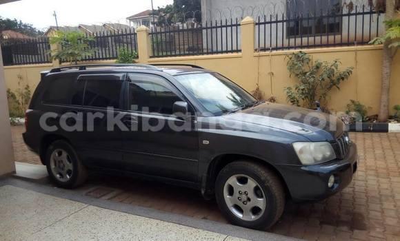 Buy Used Toyota Kluger Black Car in Busia in Uganda