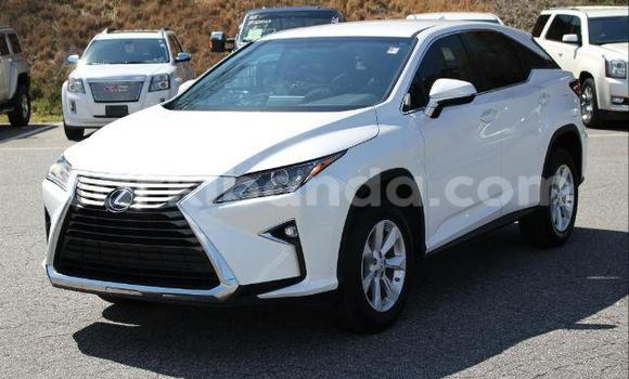 Buy Used Lexus RX 350 White Car in Busia in Uganda