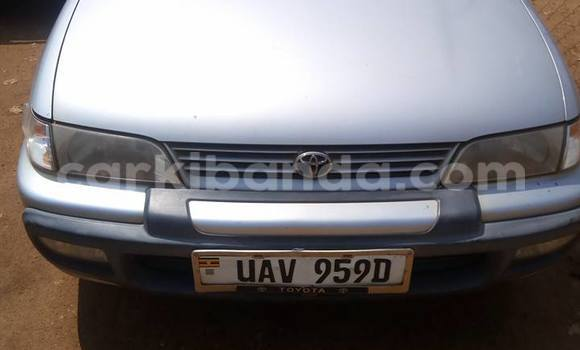 Buy Used Toyota Corolla Silver Car in Busia in Uganda