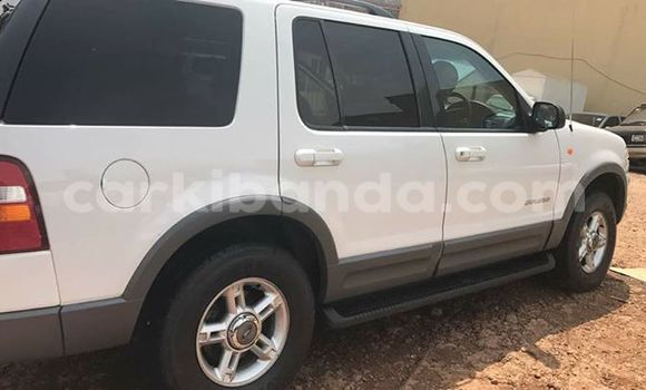 Buy Used Ford Explorer White Car in Busia in Uganda