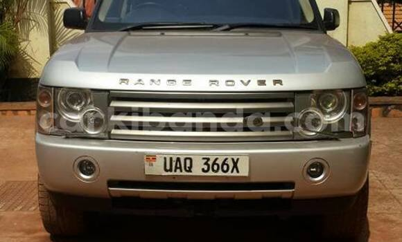 Buy Used Land Rover Range Rover Vogue Silver Car in Busia in Uganda