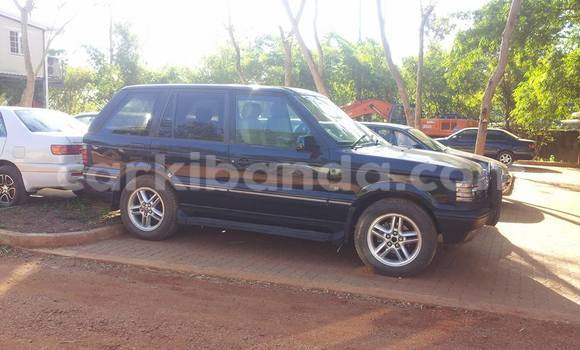 Buy Used Land Rover Range Rover Vogue Black Car in Busia in Uganda