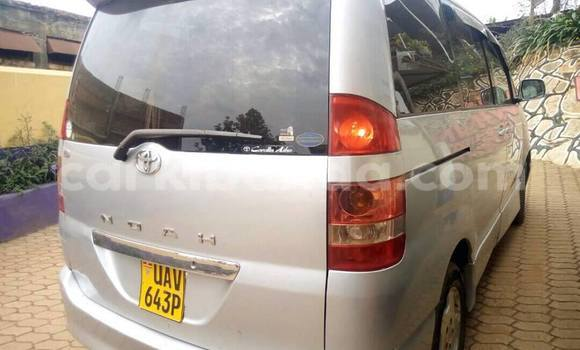 Buy Used Toyota Noah Silver Car in Busia in Uganda