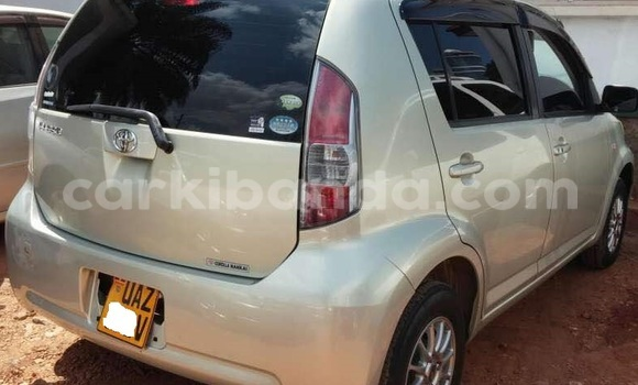 Buy New Toyota Paseo Silver Car in Kampala in Uganda