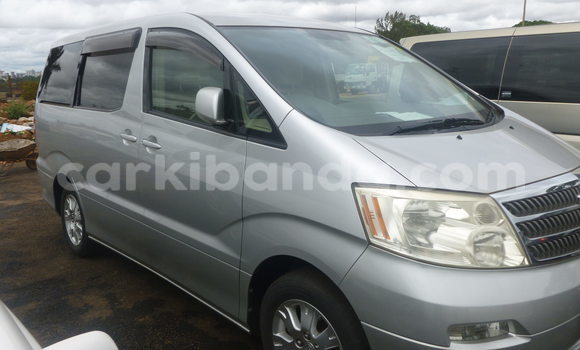 Buy Used Toyota Alphard White Car in Arua in Uganda
