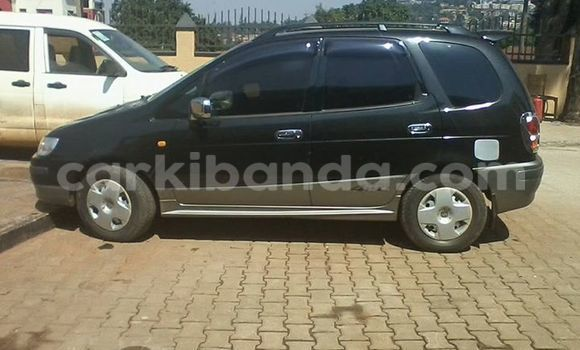 Buy Used Toyota Spacio Black Car in Busia in Uganda