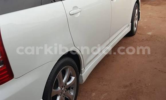 Buy Used Toyota Wish White Car in Busia in Uganda