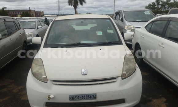 Buy Used Toyota Paseo White Car in Arua in Uganda