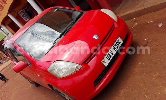 Buy Used Toyota Paseo Red Car in Busia in Uganda