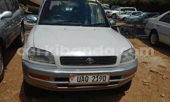 Buy Used Toyota RAV4 Silver Car in Busia in Uganda