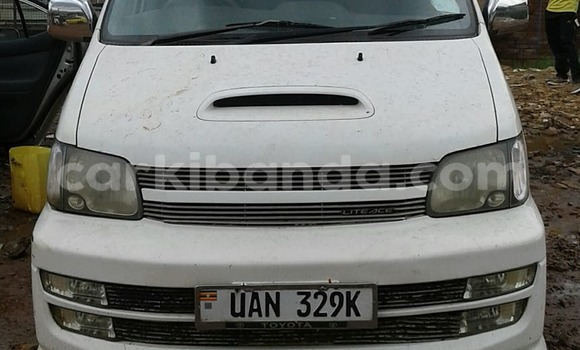 Buy Used Toyota Noah White Car in Busia in Uganda