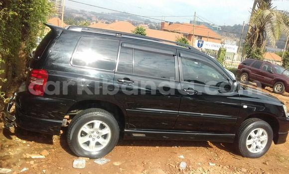 Buy Used Toyota Kluger Black Car in Busia in Uganda