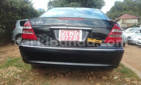 Buy Used Mercedes Benz E-Class Black Car in Busia in Uganda