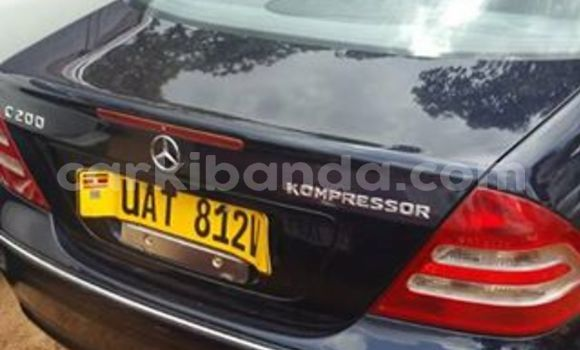 Buy Used Mercedes Benz KOMPRESSOR Black Car in Busia in Uganda