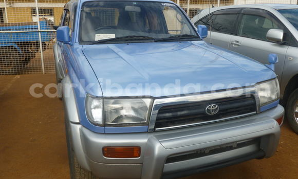 Buy Used Toyota Hilux Surf Blue Car in Arua in Uganda