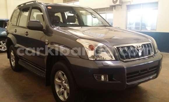 Buy Used Toyota 4Runner Silver Car in Kampala in Uganda