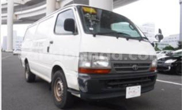Buy Used Toyota HiAce White Car in Jinja in Uganda