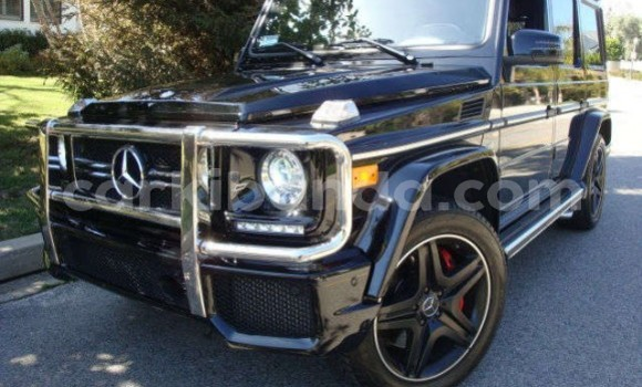 Buy Used Mercedes Benz GL–Class Black Car in Busia in Uganda