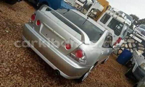 Buy Used Toyota Altezza Silver Car in Busia in Uganda