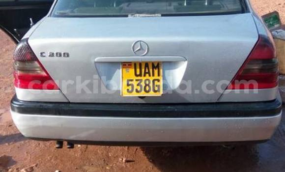 Buy Used Mercedes Benz C-Class Silver Car in Busia in Uganda