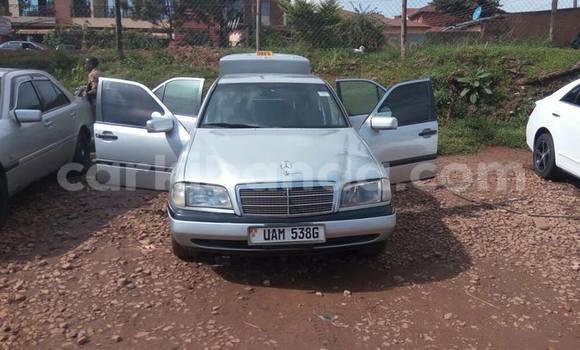 Buy Used Mercedes Benz C–Class Silver Car in Busia in Uganda
