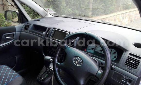 Buy Used Toyota Spacio Silver Car in Busia in Uganda