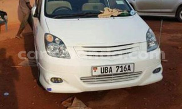 Buy Used Toyota Spacio White Car in Busia in Uganda