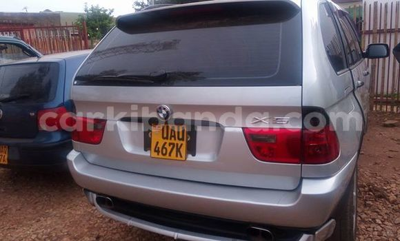 Buy Used BMW X5 Silver Car in Busia in Uganda