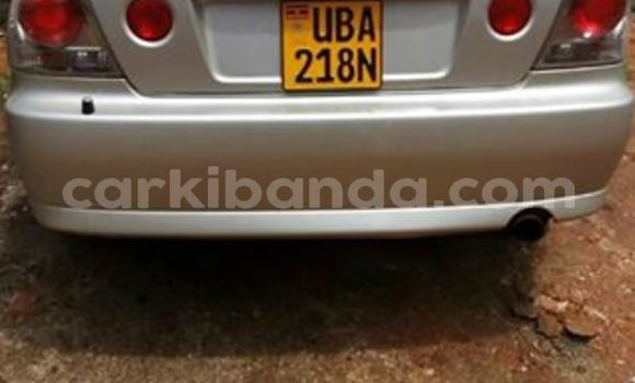 Buy Used Toyota Altezza Silver Car in Busia in Uganda