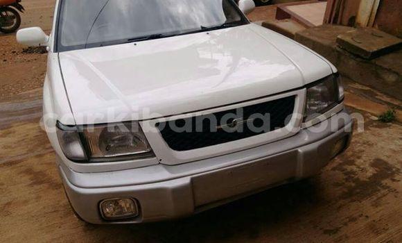 Buy Used Subaru Forester White Car in Busia in Uganda