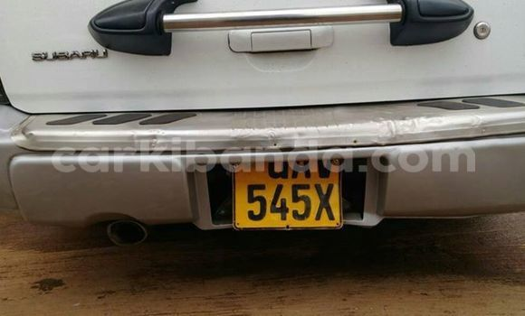 Buy Used Subaru Forester White Car in Busia in Uganda