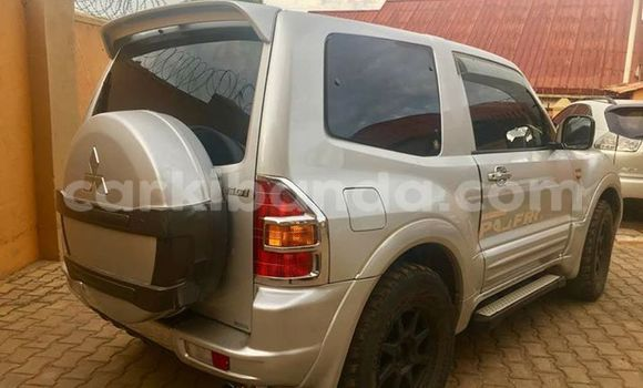 Buy Used Mitsubishi Pajero Silver Car in Busia in Uganda