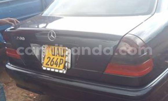 Buy Used Mercedes Benz C-Class Black Car in Kampala in Uganda