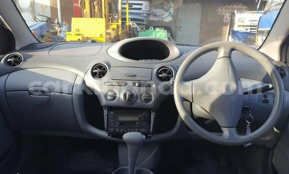 Buy Used Toyota Vitz Silver Car in Busia in Uganda