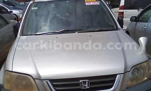 Buy Used Honda CR-V Silver Car in Busia in Uganda