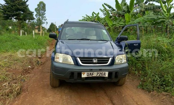 Buy Used Honda CR–V Blue Car in Busia in Uganda