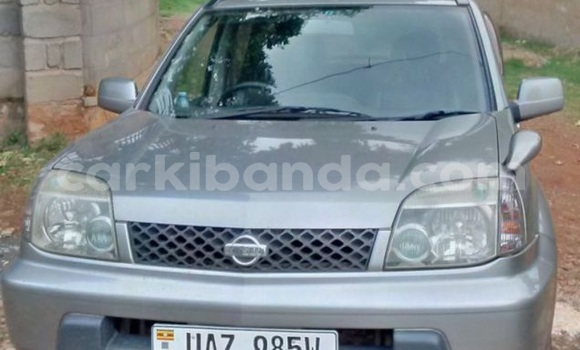 Buy Used Nissan X-Trail Silver Car in Kampala in Uganda