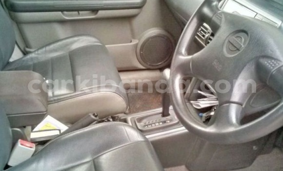 Buy Used Nissan X–Trail Silver Car in Kampala in Uganda