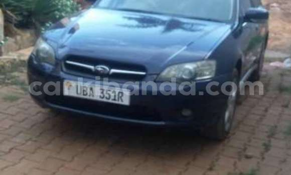 Buy New Subaru Outback Blue Car in Kampala in Uganda