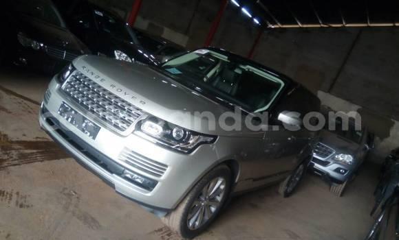 Buy Used Land Rover Range Rover Vogue Silver Car in Kampala in Uganda