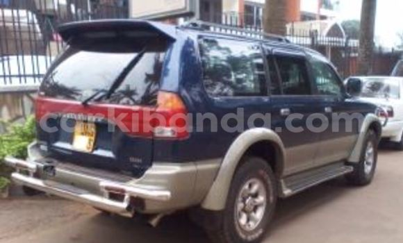 Buy Used Mitsubishi Carisma Blue Car in Arua in Uganda