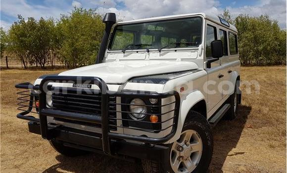 Buy Used Land Rover Defender Black Car in Kampala in Uganda